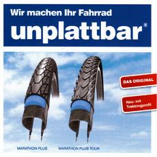 Reifen unplattbar Goennes Zweiradcenter in Berlin